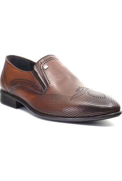 Marcomen 9K-5037 Erkek Deri Klasik Ayakkabı Taba