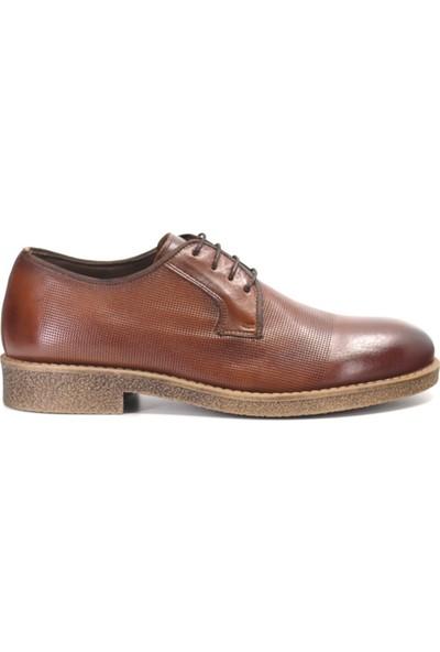 Eşle 9K-108501 Erkek Deri Günlük Ayakkabı Taba
