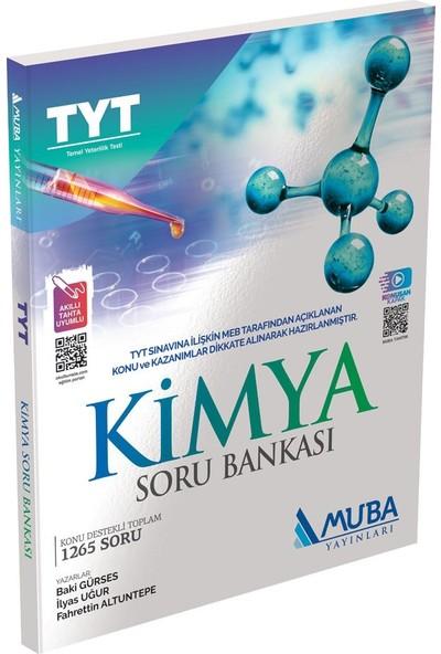 Muba Yayınları TYT I.oturum Kimya Soru Bankası