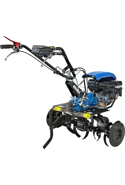 Ayka Motorlu Çapa Makinesi Pw 200 6,5 Hp Benzinli Ipli Motor 2+1 Vites