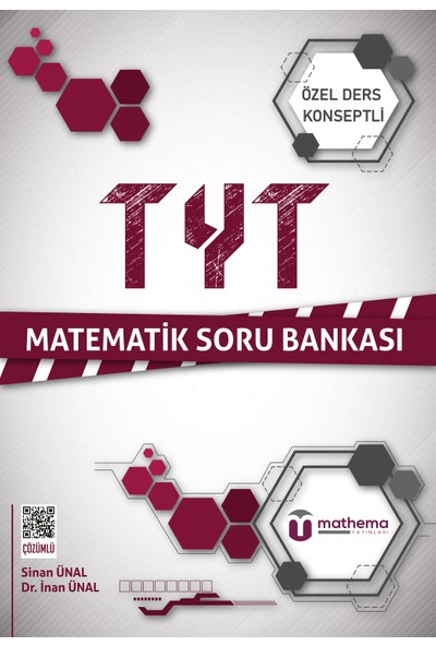 Mathema Yayınları TYT Matematik Soru Bankası