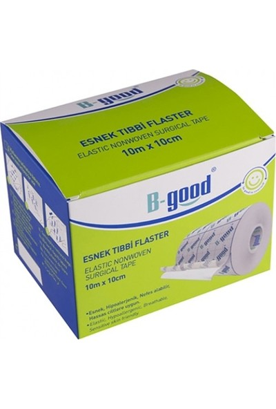 B-Good Esnek Flaster 10 cm x 10 cm