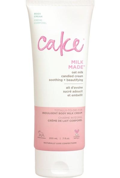 Cake Beauty Milk Made Pürüzsüzleştirici Vücut Kremi 200 ml
