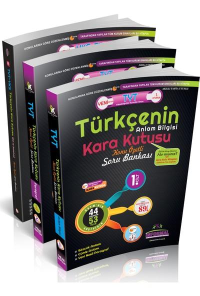 TYT Türkçenin Kara Kutusu Altın Paket