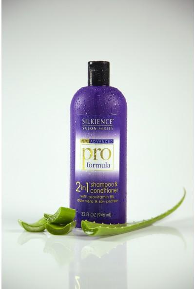 Silkience Pro Aleovera Şampuanı Kadın-Erkek