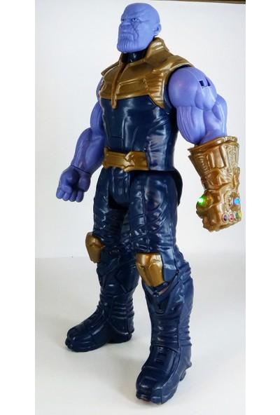 Beyza Toys Thanos 2019 Avengers Süper Heroes Sesli - Işıklı - Eldivenli