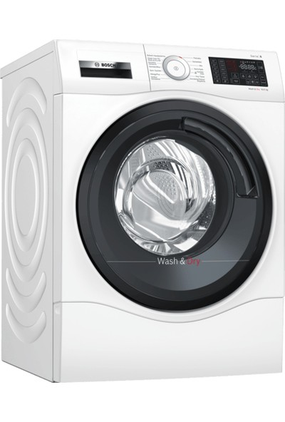 Bosch WDU28560TR 1400 Devir 10 kg Yıkama 6 kg Kurulama Kurutmalı Çamaşır Makinesi