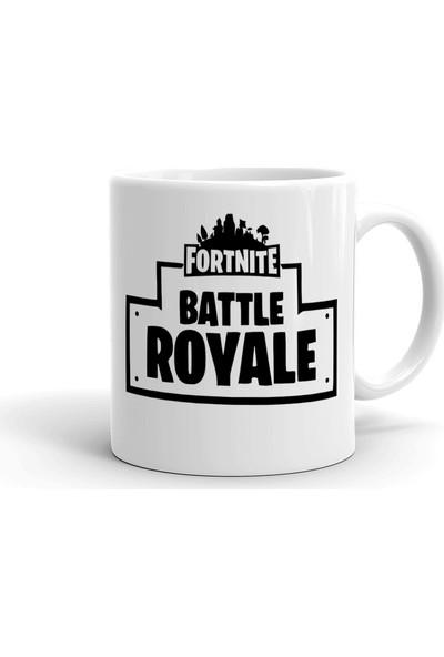 2k Dizayn Fortnite Battle Royale Tasarım Seramik Kupa Bardak