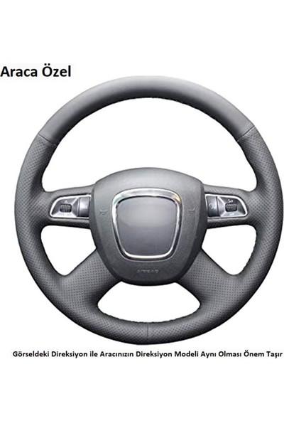 Akhan Tuni̇ng Audi Q5 2008-2012 Araca Özel Direksiyon Kılıfı ( A004 )