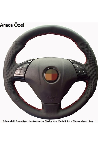 Akhan Tuni̇ng Fiat Doblo 2010-2015 Araca Özel Direksiyon Kılıfı ( Fİ-005 )