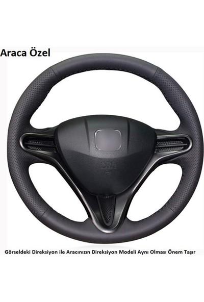 Akhan Tuni̇ng Honda Civic 8 2006-2011 Araca Özel Direksiyon Kılıfı ( HO-002 )