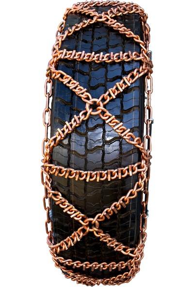 Yıldız Ağlı Tırnaklı (Hsat) Tipi 20,5 x 25 Kamyon - İş Makinası Patinaj / Kar Zinciri