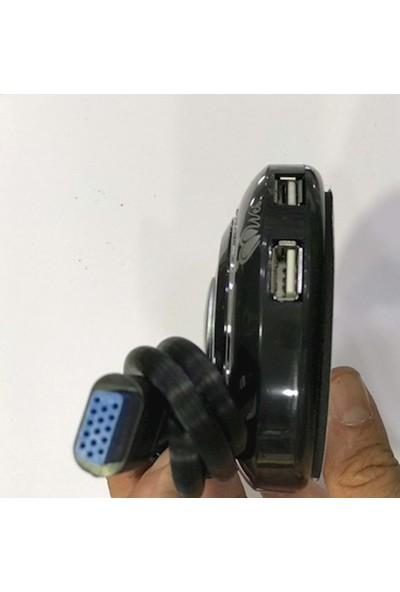 Appa PC Kasası Güç Kaynağı Açma / Kapama HDD Sıfırlama Anahtarı