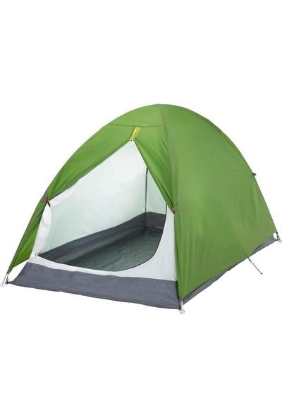 Kamp Çadırı Kolay Kurulumu 2 Kişilik Yeşil Arpenaz