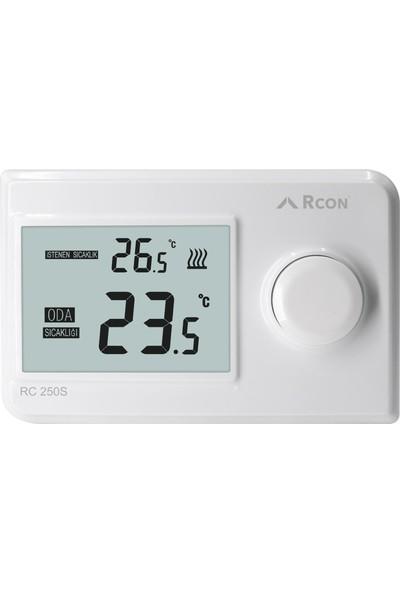 Rcon RC 250S Kablosuz Oda Termostatı