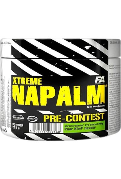 Fa Napalm Preworkout 224 gr Antrenman Öncesi Performans + Pump