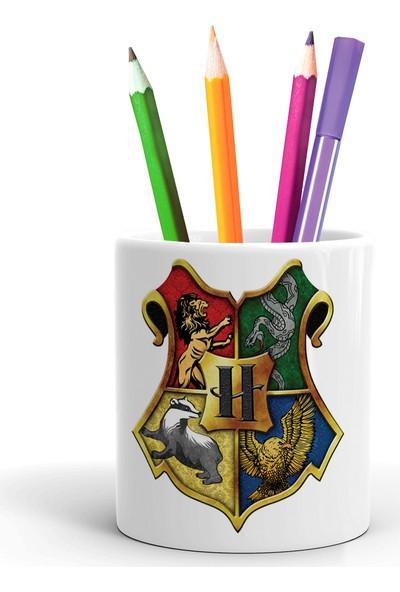 2K Dizayn Harry Potter Tasarım Seramik Kalemlik