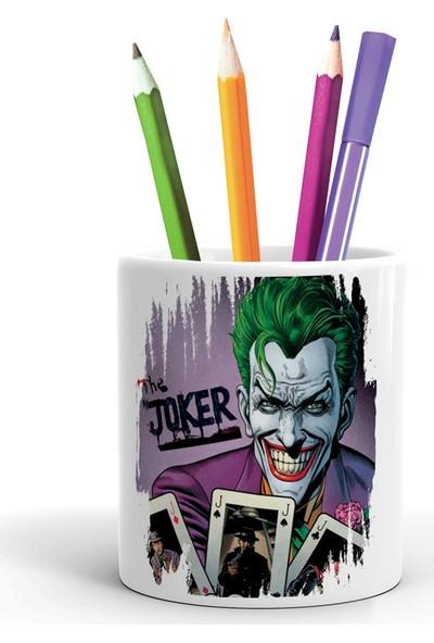2K Dizayn Joker Tasarım Seramik Kalemlik