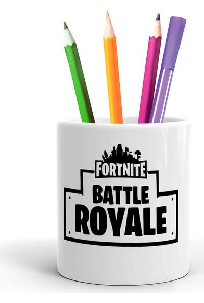 2K Dizayn Fortnite Battle Royale Tasarım Seramik Kalemlik