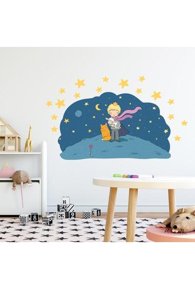 Sim Tasarım Küçük Prens Duvar Stickerı