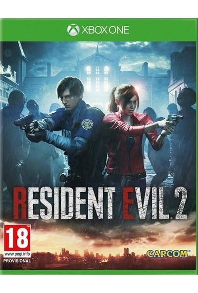 Resident Evil 2 Xbox One Oyun