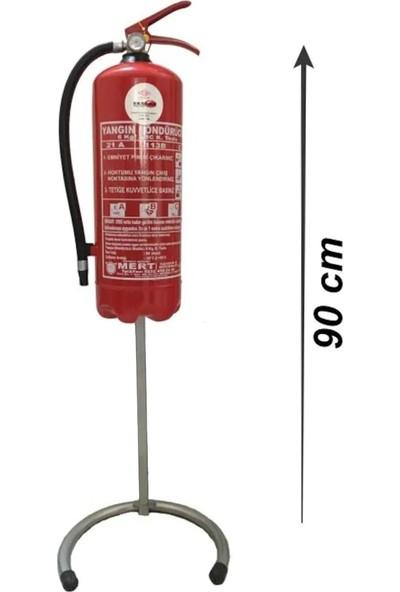 Bilgeden Ayaklı Yangın Söndürme Tüpü Askısı 6 kg