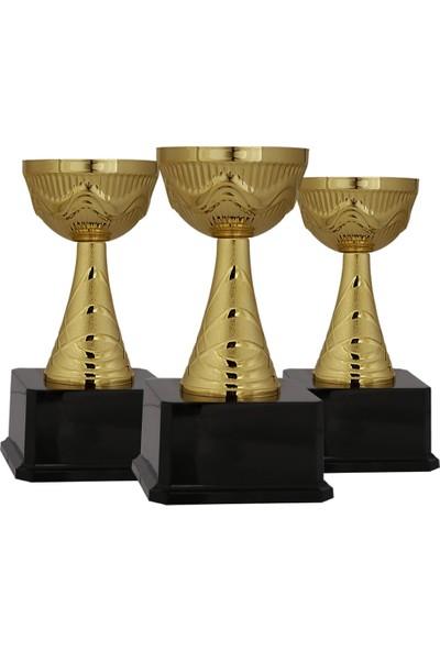 Kişiye Özel Metal Ödül Kupası K50 - C Küçük Boy
