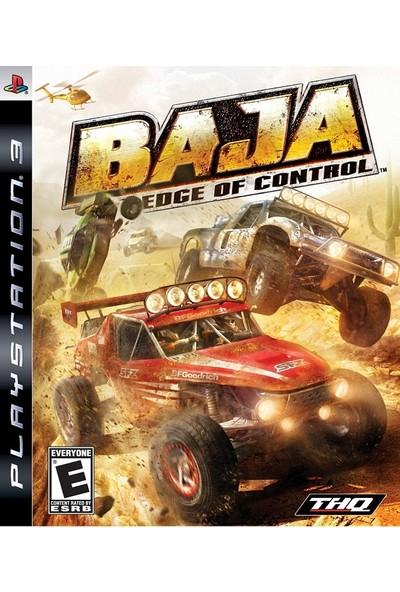 Baja Edge Of Control PS3 Oyun