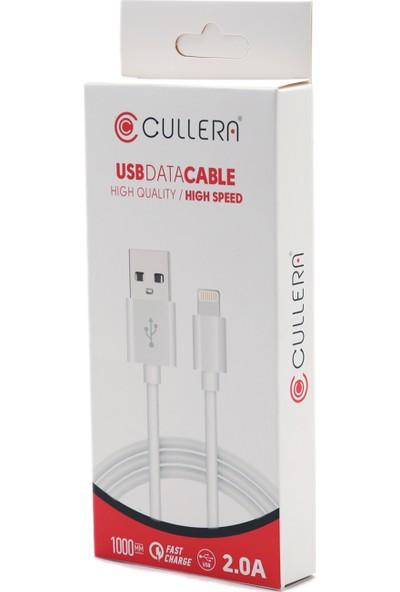 Cullera Apple iPhone Lightning Data ve Şarj Kablosu