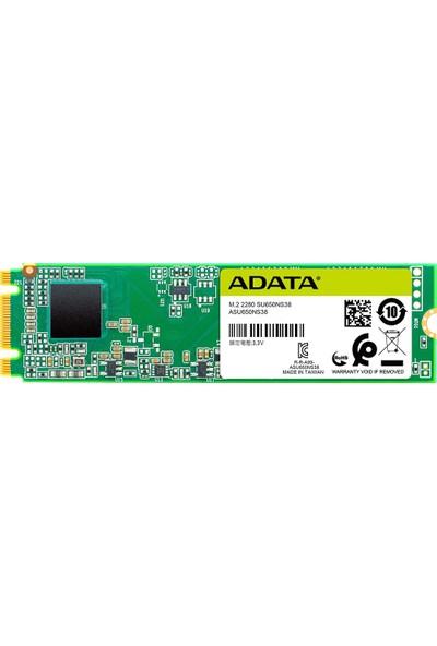 Adata 240GB 550MB-500MB/s M.2 2280 SSD ASU650NS38-240GT-C