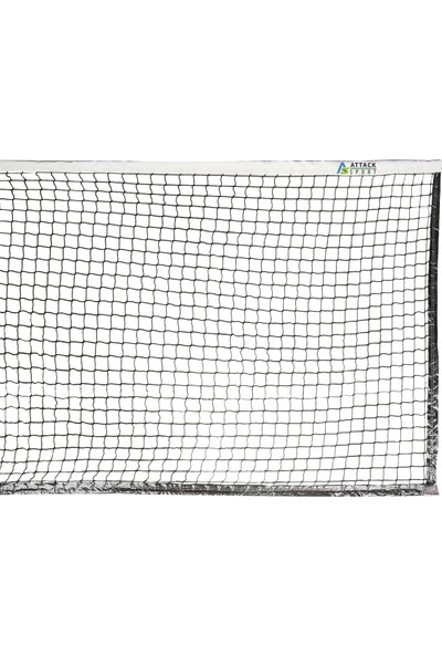 ATF151 Okul ve Bahçe Tenis Filesi Ağı 3mm 4x4