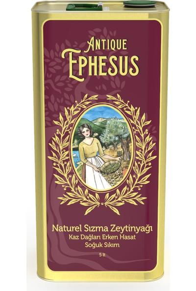 Antique Ephesus Erken Hasat Soğuk Sıkım Sızma Zeytinyağı 5 lt