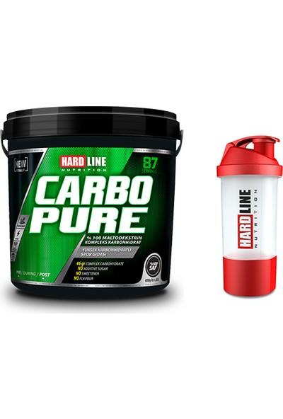 Hardline Nutrition Carbopure 4000 gr + Shaker.