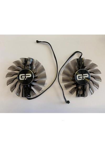 Zotac GA92S2H-PFT GTX960 970 980 980ti Grafik Kartı Soğutma Fanı
