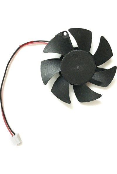 Auras 45 mm 12V 0.25A 2-Pin Fan