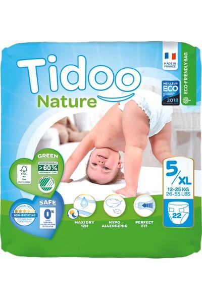 Tidoo Antialerjik-Ekolojik Bebek Bezi No:5 Junior Single 12-25 kg