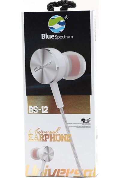Blue Spectrum BS-12 Kulaklık - Beyaz