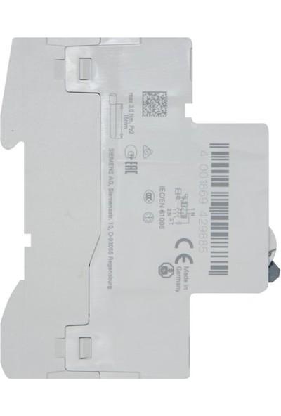 Siemens Kaçak Akım Rölesi 2X80 300 (Ma)