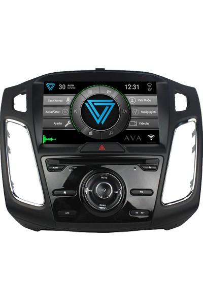 Ava Arabanı Akıllandır Ford Focus 4 (2015-2018)