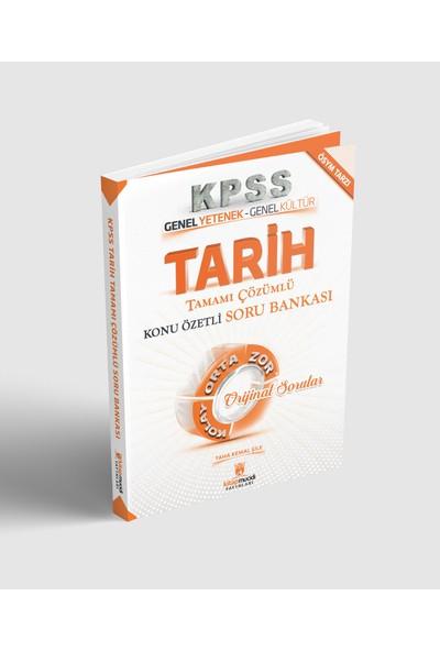 Kitap Mucidi Yayınları 2019 KPSS Tarih Konu Özetli Soru Bankası Çözümlü