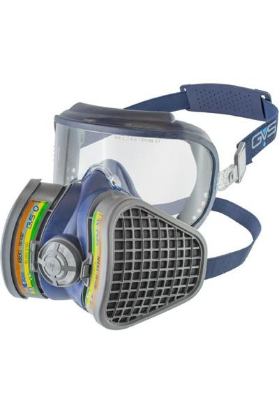 Gvs Elipse SPR539 Integra Abek1 Tam Yüz Maskesi