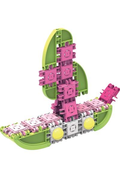 Clicformers - Blossom Set - 150 Parça