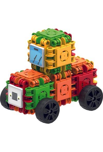 Clicformers - Basic Set - 50 Parça