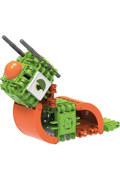 Clicformers - Craft Set Green - 25 Parça