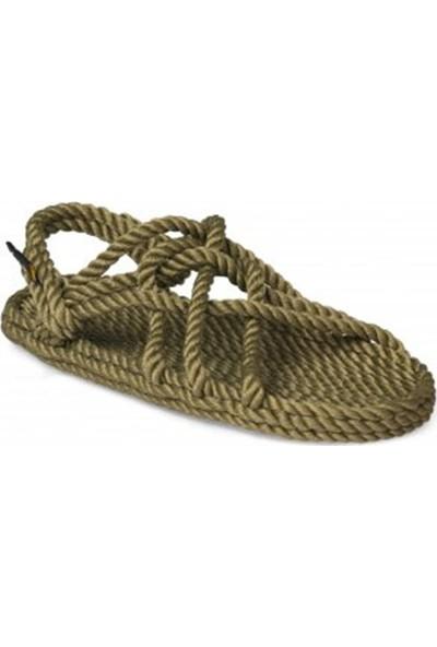 Nomadic State Of Mind Jc Olive Hasır İp Sandalet