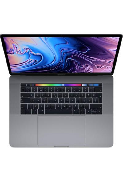 """Apple MacBook Pro Intel Core i7 9750H 16GB 256GB SSD Radeon Pro 555X macOS 15"""" FHD Taşınabilir Bilgisayar MV902TU/A"""