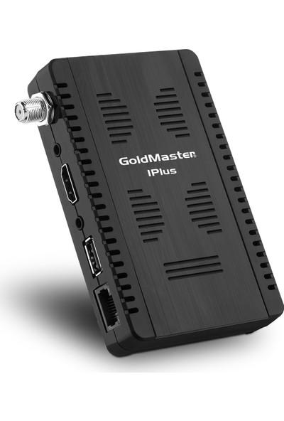 Goldmaster Ip Plus Full Hd Uydu Alıcısı