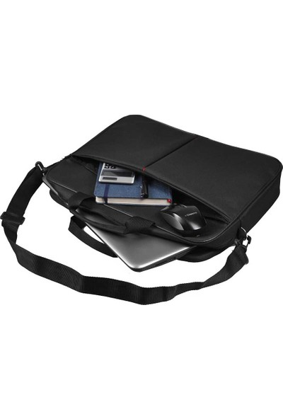 Classone BND300 15.6'' Notebook Çantası + Kablosuz Mouse