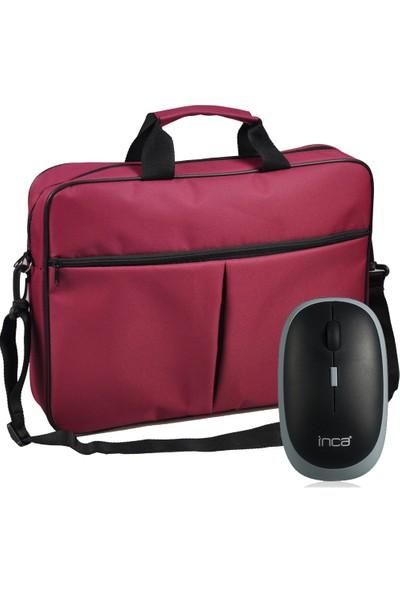 Classone BND305 15.6'' Notebook Çantası + Kablosuz Mouse