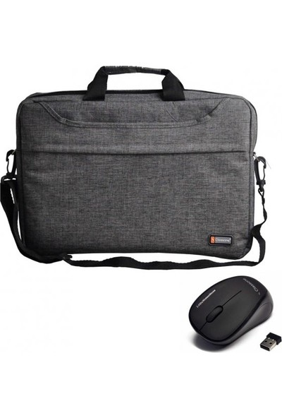 "Classone TL2564 15.6"" Notebook Çantası + Kablosuz Mouse"